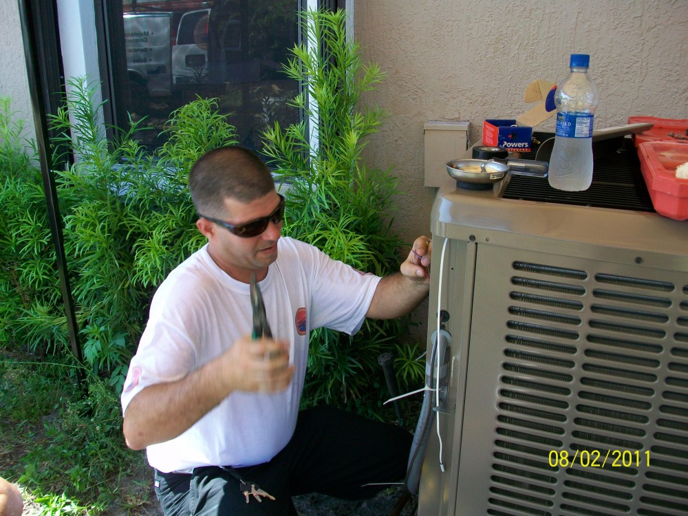 AC Repair in Pompano Beach
